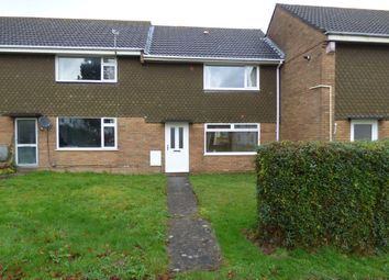 Thumbnail 2 bed terraced house for sale in Hercules Close, Little Stoke, Bristol