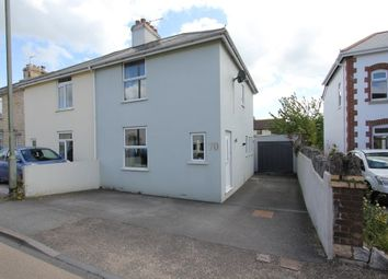Thumbnail 2 bed semi-detached house for sale in Exeter Road, Kingsteignton, Newton Abbot