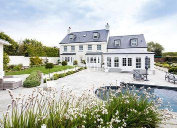 Thumbnail 5 bed detached house for sale in La Grande Route De Faldouet, St. Martin, Jersey