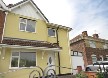 Thumbnail 3 bed semi-detached house for sale in Snipe Park Road, Bircotes, Doncaster