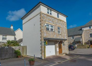 Thumbnail 3 bed link-detached house for sale in Hayle, Cornwall