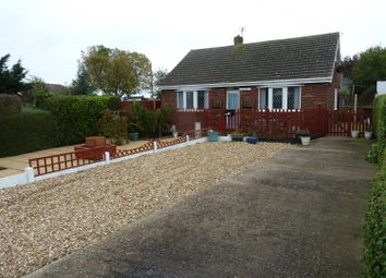 Thumbnail 2 bed bungalow for sale in St. Peters Lane, Trusthorpe, Mablethorpe