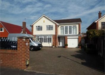 Thumbnail 5 bed detached house for sale in Bushbys Lane, Formby, Merseyside
