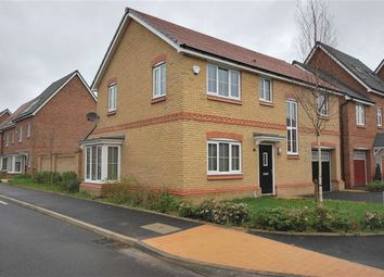 Thumbnail 4 bed detached house to rent in Feather Stitch Road, Worsley, Manchester