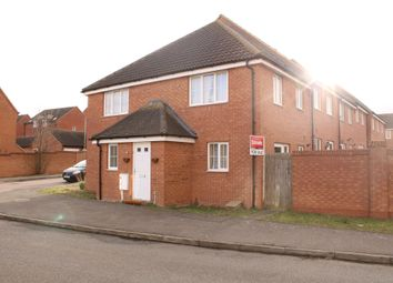 3 bed end terrace house for sale in Bunting Road, Corby NN18