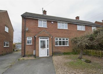Thumbnail 3 bed semi-detached house for sale in Curtis Way, Osbaston, Nuneaton
