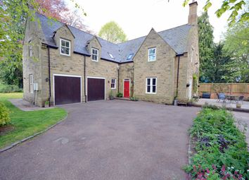 Thumbnail 5 bedroom detached house for sale in Leazes Lane, Wolsingham, Bishop Auckland