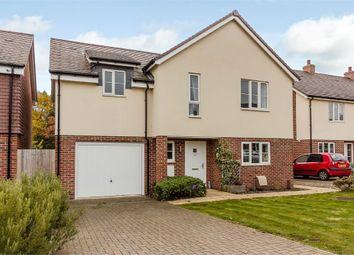 Thumbnail 4 bed detached house for sale in Bray Road, Edenbridge, Kent