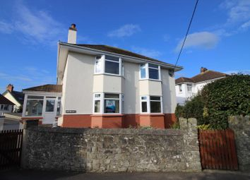 Thumbnail 4 bedroom detached house to rent in Exeter Road, Braunton
