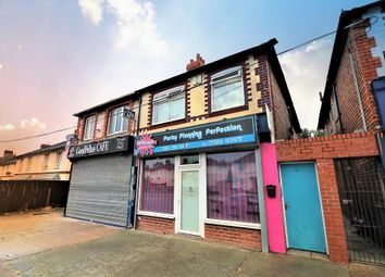 Thumbnail 2 bed flat to rent in 60 Hoylake Road, Birkenhead
