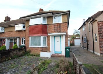 Thumbnail 3 bedroom terraced house for sale in Queens Walk, Ashford