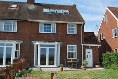 Thumbnail 4 bedroom semi-detached house to rent in Foxholes Hill, Exmouth