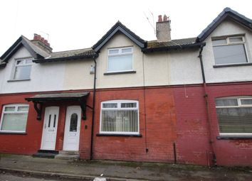 Thumbnail 3 bed terraced house for sale in Lovel Terrace, Widnes