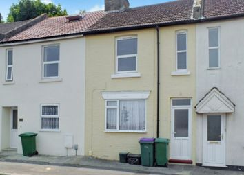 Thumbnail 2 bed terraced house for sale in Broadmead Road, Folkestone