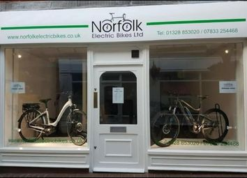 Thumbnail Leisure/hospitality for sale in Electric Bike Specialist NR21, Norfolk