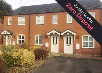 Thumbnail 2 bedroom terraced house to rent in Grace Court, Friday Bridge, Wisbech