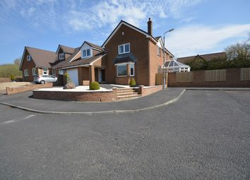 Thumbnail 5 bed detached house for sale in Hillview Road, Darvel