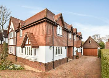 Thumbnail Detached house for sale in Totteridge View, Hedgerow Lane