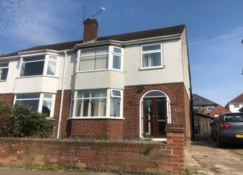 Thumbnail 3 bed property to rent in Cecily Road, Coventry