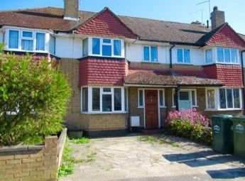 3 bed terraced house for sale in Woodberry Close, Sunbury-On-Thames TW16