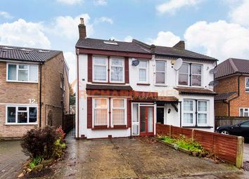 Thumbnail 4 bed semi-detached house for sale in Byron Road, London
