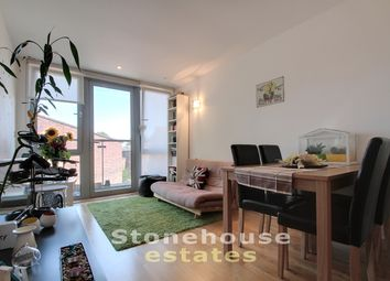 Thumbnail 1 bed flat for sale in Elthorne Road, London