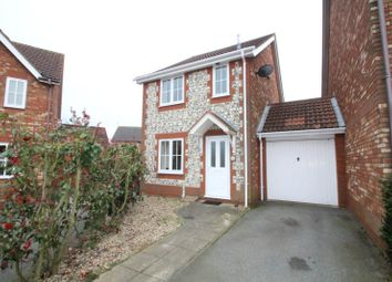 Thumbnail 3 bed property to rent in Warren Chase, Grange Farm, Kesgrave