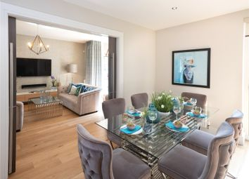 Thumbnail 2 bed flat for sale in Plot 67 - Park Quadrant, Glasgow