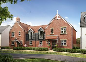 "Thumbnail 3 bed detached house for sale in ""The Chester Link"" at Ostrich Street, Stanway, Colchester"
