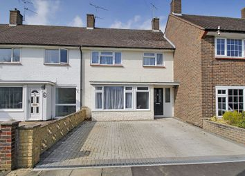 Thumbnail 3 bed terraced house for sale in Durham Close, Tilgate, Crawley, West Sussex
