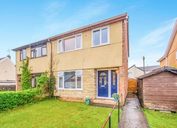 Thumbnail 3 bed semi-detached house for sale in Francis Street, Thomastown, Porth