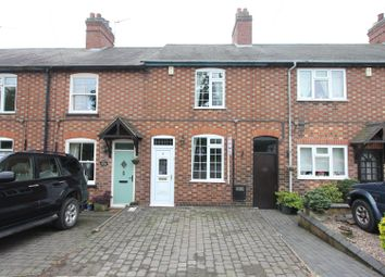 Thumbnail 3 bed terraced house for sale in The Tollgate, Osbaston, Nuneaton