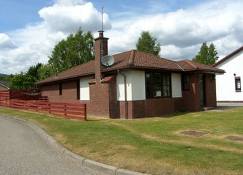 Thumbnail 3 bed bungalow for sale in Silverglades, Aviemore