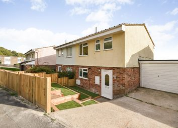 Thumbnail 3 bed semi-detached house for sale in Pilgrim Spring, Folkestone