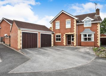 Thumbnail 4 bedroom detached house for sale in The Pinfold, Belper