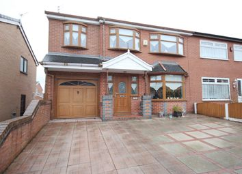 Thumbnail 5 bed semi-detached house for sale in Alder Avenue, Ashton-In-Makerfield, Wigan