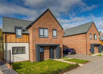 Thumbnail 4 bed detached house for sale in Kingfisher Close, Newton St. Cyres, Exeter, Devon