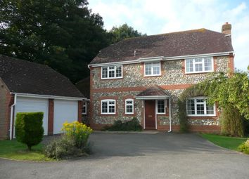 Thumbnail 4 bed detached house to rent in Bunbury Way, Epsom Downs, Epsom Downs, Surrey.