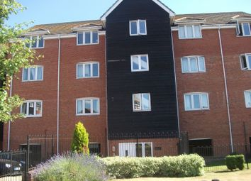 Thumbnail 2 bed flat to rent in Priory Avenue, St Denys, Southampton