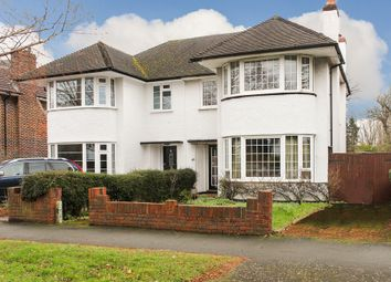 Thumbnail 3 bed semi-detached house for sale in Thistledene, Thames Ditton