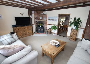 Thumbnail 3 bed cottage for sale in Poplar Hill, Stowmarket