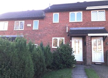 Thumbnail 2 bed terraced house for sale in Dawes Close, Coventry