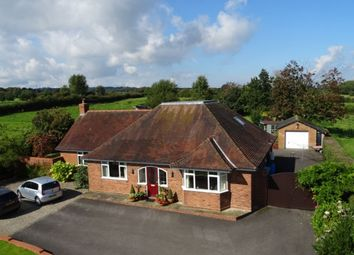 Thumbnail 4 bed detached house for sale in Mill Lane, Kingsley, Frodsham