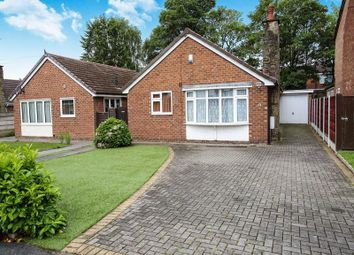 Thumbnail 3 bed bungalow for sale in Alumbrook Avenue, Holmes Chapel, Crewe