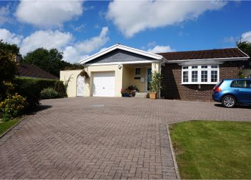 Thumbnail 3 bed detached bungalow for sale in Yeolmbridge, Launceston