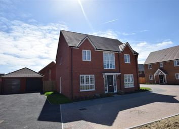 Thumbnail 4 bed detached house for sale in Lawrence Place, Shinfield