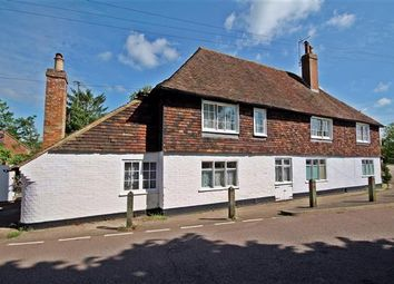 Thumbnail 3 bed semi-detached house for sale in Kings Head Cottage, The Green, Chartham