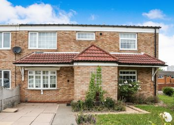 Thumbnail 4 bed end terrace house for sale in Lime Grove, Chelmsley Wood, Birmingham