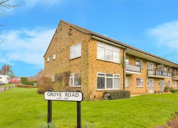 Thumbnail 2 bed flat for sale in Grove Road, Harpenden