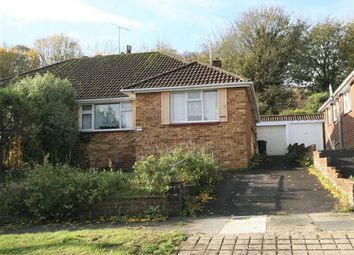 Thumbnail 3 bed bungalow for sale in Elvin Crescent, Rottingdean, Brighton